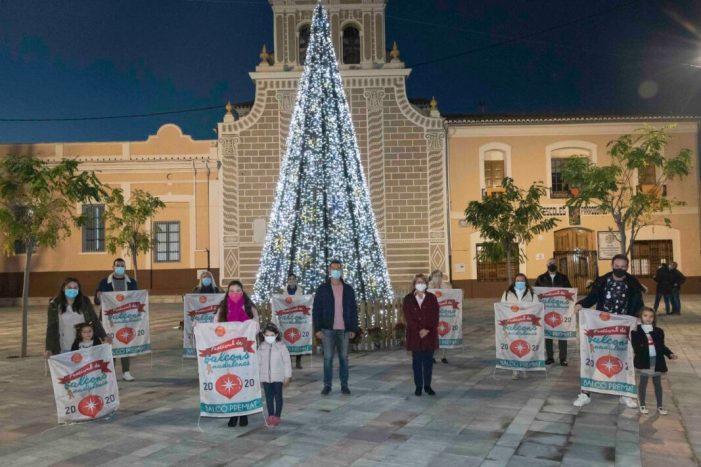 Picassent celebra el I Festival de balcons nadalencs