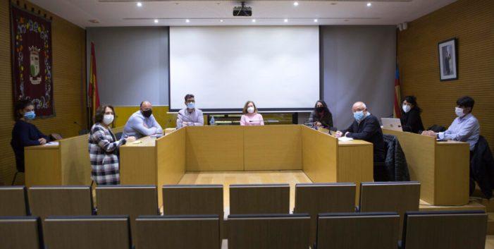 L'Ajuntament de Godella celebra la seua primera comissió per a la creació d'una societat mercantil pública
