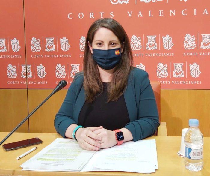 VOX exigeix que Ximo Puig i Barceló es reunisquen amb tots els Grups Parlamentaris per a informar sobre la situació de la pandèmia
