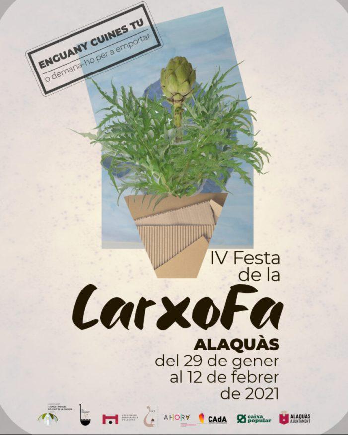 IV de la Festa de la #Carxofa, Alaquàs