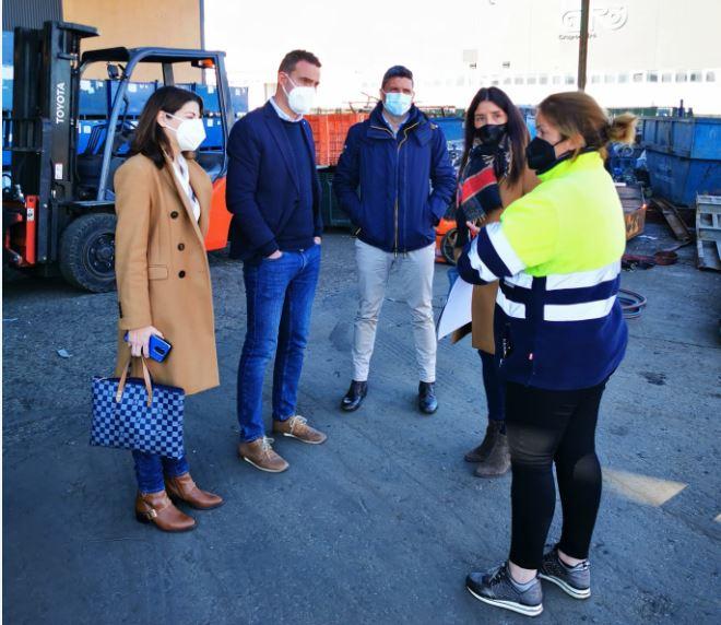 Cs Alzira reclama més ajudes per a empreses i autònoms