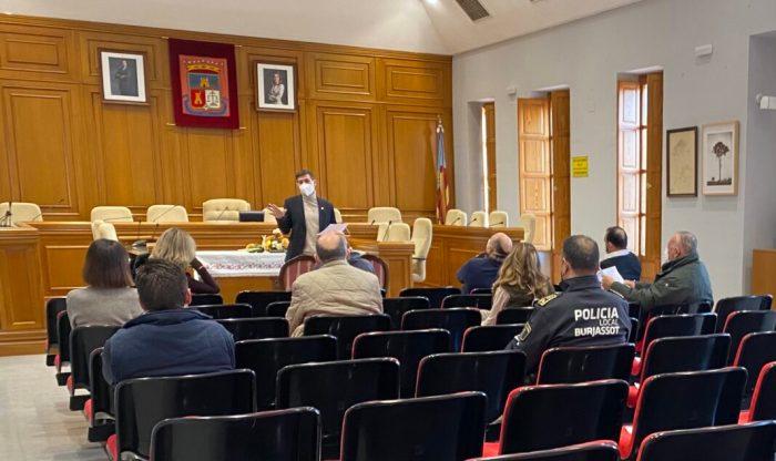 L'Ajuntament de Burjassot pren noves mesures davant la Covid19 després de les noves indicacions de la Generalitat Valenciana