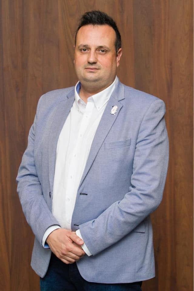 Elecció de Joaquín Rubio com a nou President de la Federació de Gremis d'Artistes Fallers i Foguerers de la Comunitat Valenciana.