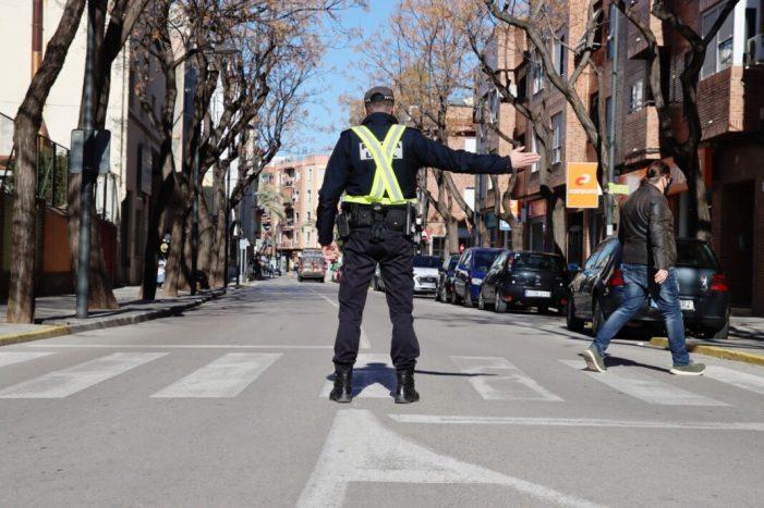L'Ajuntament d'Alaquàs ha reduït un 21% la taxa per accidents de trànsit amb persones ferides en la zona urbana durant l'any 2020