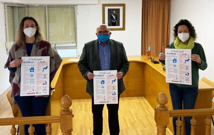 El Perelló repartirà més de 208.000 euros en ajudes a empreses i persones autònomes