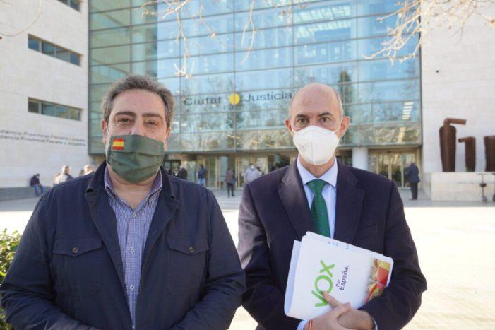 VOX es querella contra Grezzi i l'EMT per presumpta prevaricació en l'adjudicació de contractes