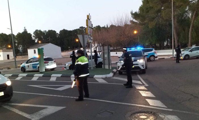 La Policia Local d'Alberic interposa més de 100 denúncies en un mes per incompliments de les ordenances de la Covid-19