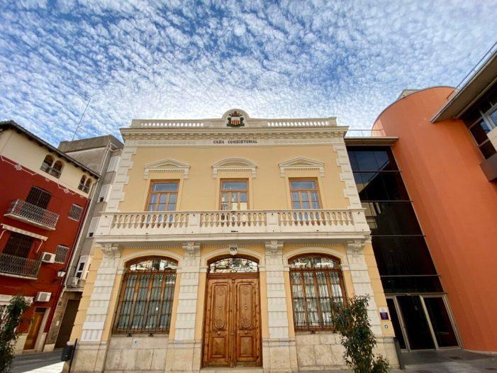 L'Ajuntament d'Algemesí s'adhereix al Pla Resistir per a autònoms i empreses de la ciutat, i gestionarà 555.867 euros en ajudes directes als sectors més afectats
