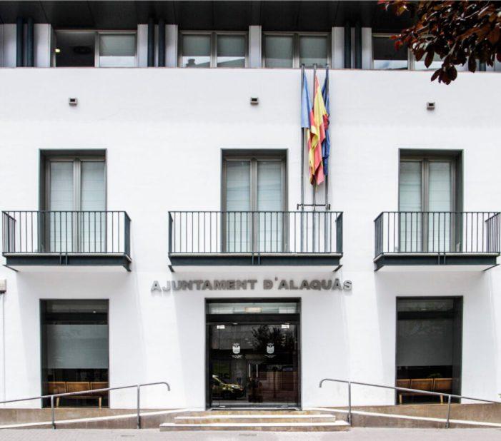El Ple de de la Corporació Municipal d'Alaquàs va aprovar ahir els Pressupostos Municipals per a 2021 que ascendeixen a 21.340.745 euros