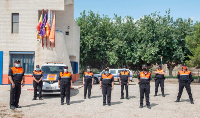 Protecció Civil d'Almussafes anima a la ciutadania a fer-se voluntària de l'entitat