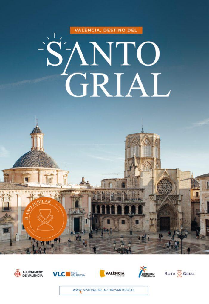 València se promociona como ruta del Santo Grial amb una campanya inspirada en Indiana Jones