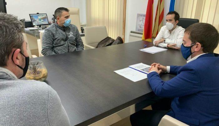 L'Ajuntament d'Alberic uneix forces amb els empresaris per a millor la qualificació del Polígon I2 La Marquesa
