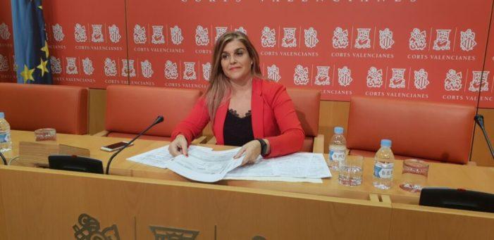 """Eva Ortiz pregunta """"què hi haurà"""" en els expedients dels germans Puig perquè Antifrau """"es negue a facilitar-los"""""""