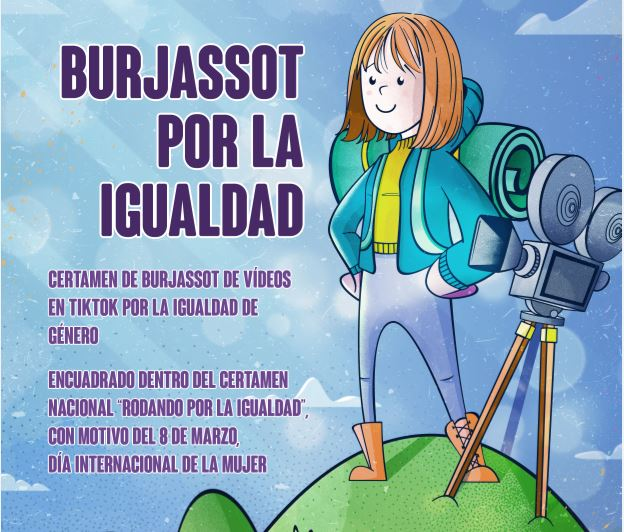 Burjassot celebra en línia el 8M, Dia Internacional de les Dones