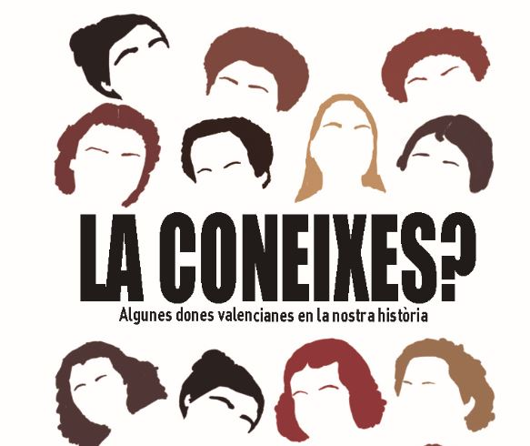La Mancomunitat de la Ribera Alta visibiltza les dones gràcies a una baralla