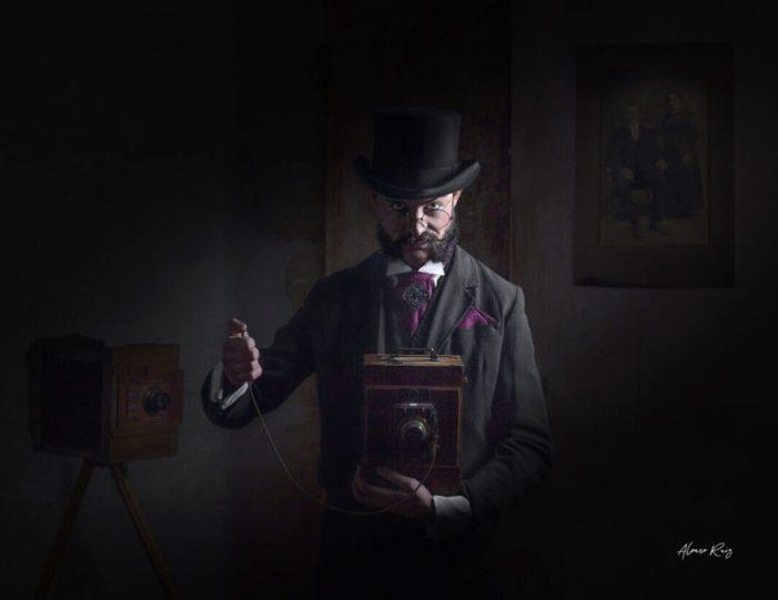 """Álvaro Ruiz, fotògraf alcudià, nominat als premis Goya de fotografia i vídeo professional en la categoria """"Retrat"""""""