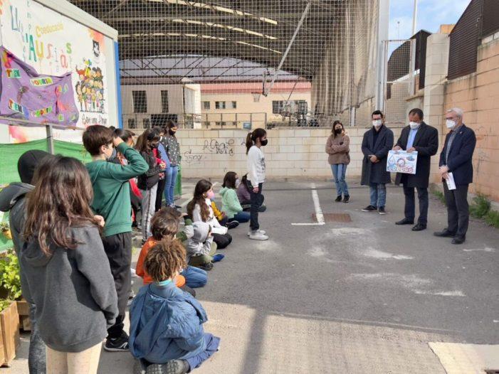 Una xiqueta d'Alboraia finalista de la 18a edició del Concurs Infantil de Aqualia dedicada als ODS i l'Agenda 2030