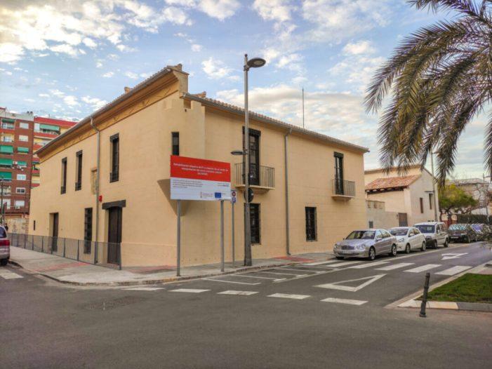 Alfafar recupera l'Alqueria del Pi amb una inversió de més de 1,5 milions d'euros
