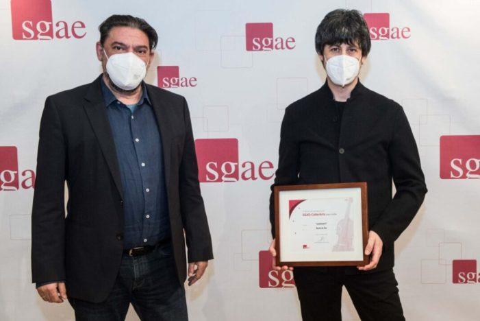 L'asturià Nacho de Paz guanya el I Premi Internacional de Composició SGAE – CullerArts