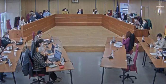 L'Ajuntament d'Alboraia aprova el Pressupost Municipal de 2021 per 28 milions d'euros