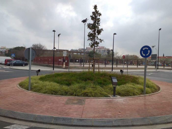 Alaquàs treballa en la millora i adequació dels espais verds municipals