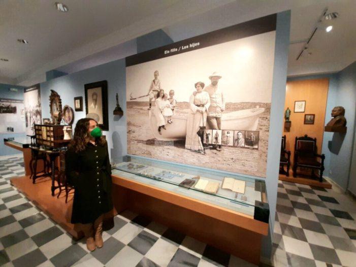 La Casa-Museu Blasco Ibáñez renova l'exposició de la primera planta amb nous elements i peces restaurades