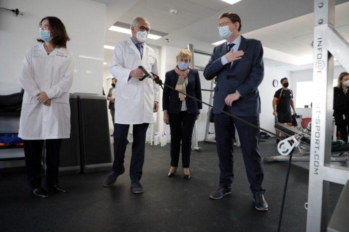 Puig avança que la Comunitat Valenciana rebrà aquest divendres 120.000 dosi extra de AstraZeneca per a començar a vacunar a les persones de 65 anys la setmana pròxima