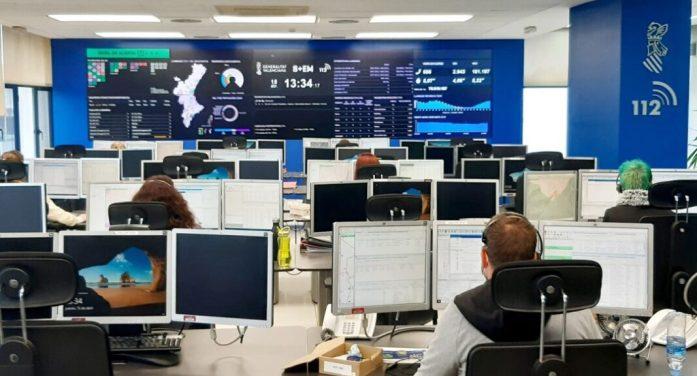 Emergències lidera un projecte nacional per a millorar la geolocalització de les telefonades al 112