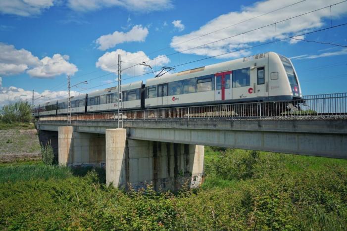 Obres Públiques donarà continuïtat als camins de servei del Barranc del Carraixet amb dos passos inferiors sota la L3 de Metrovalencia