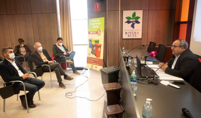 La Mancomunitat de la Ribera Alta inicia el servei de recollida selectiva de residus