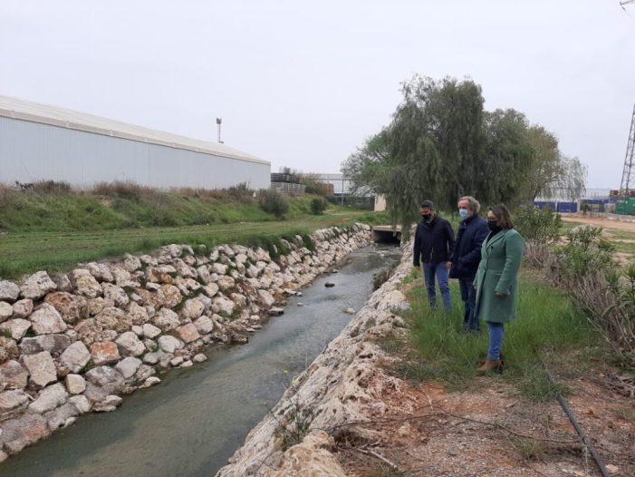 L'Ajuntament d'Almussafes ja disposa de l'estudi de solucions per a evitar inundacions en el Polígon Industrial Joan Carles I