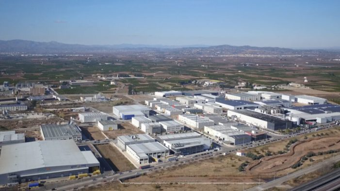 Les zones industrials d'Algemesí rebran millores per valor d'un milió d'euros gràcies a la subvenció de 779.288 euros de la Generalitat