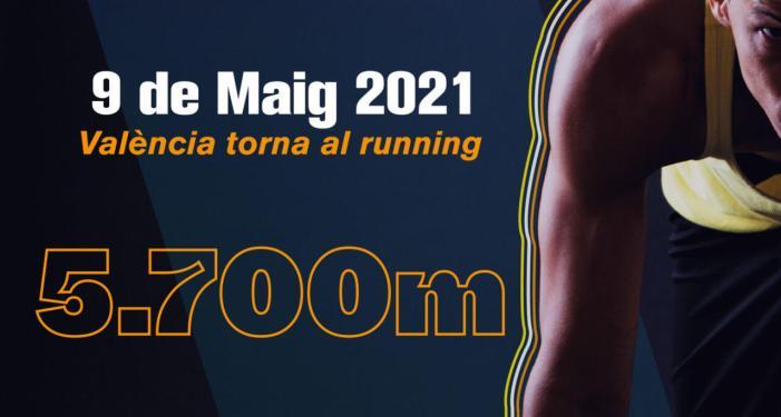 València torna al running amb la primera carrera popular del 2021