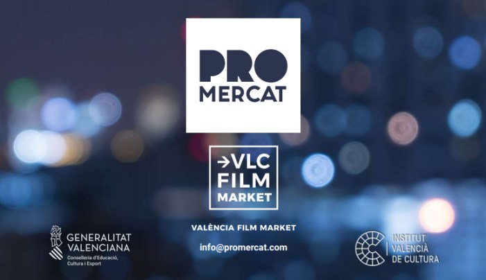 La Conselleria de Cultura selecciona 32 projectes audiovisuals per a participar en la primera edició de Promercat-València Film Market