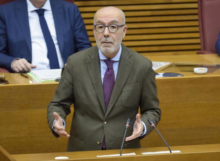 El PP demana a Puig que es posicione en la defensa de l'origen de les bandes de música