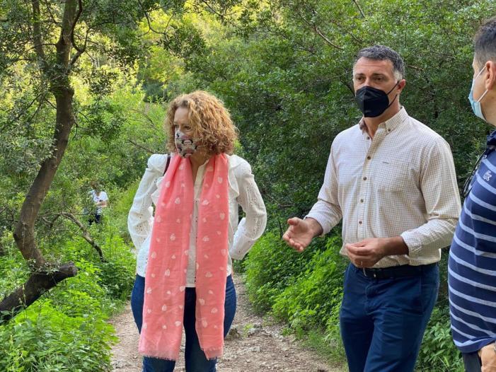 El PP torna a denunciar l'abandó de l' Arboretum i del Vedat