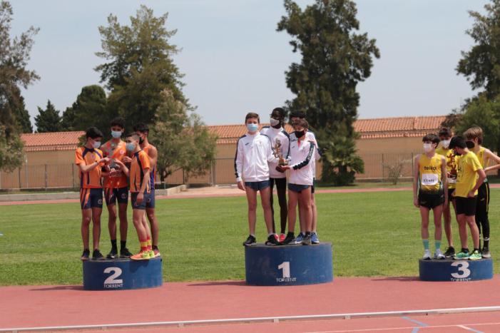 Parc Central de Torrent acull el Campionat Provincial Equips València Sub16