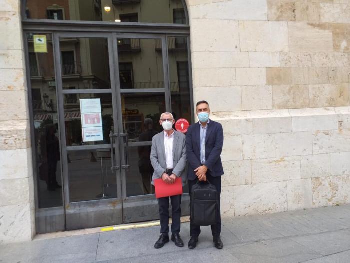 Alboraia busca executar diversos projectes amb els fons europeus