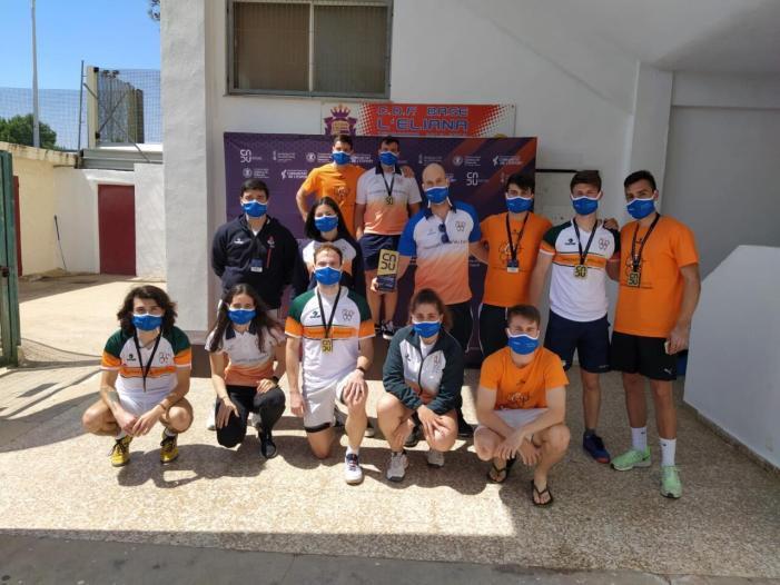 La Universitat de València, campiona absoluta de l'autonòmic de pilota valenciana