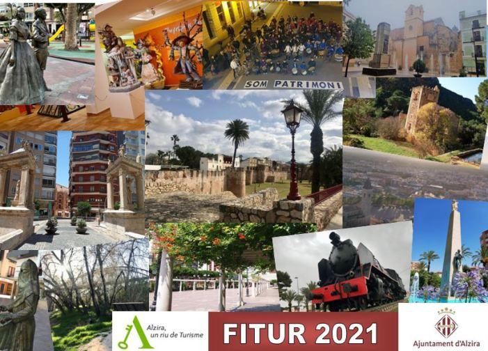 Alzira estarà a la Fira Internacional de Turisme 2021, la qual se celebra del 19 al 23 de maig a Madrid