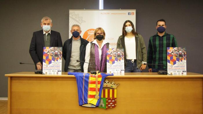 Picassent acollirà el Campionat Comunitat Valenciana Féminas de ciclisme