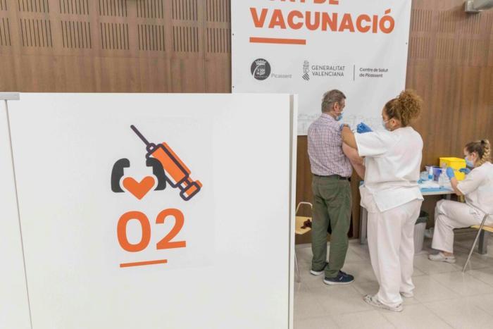 L'Auditori de la Música i les Arts s'estrena com a punt de vacunació a Picassent contra la Covid19