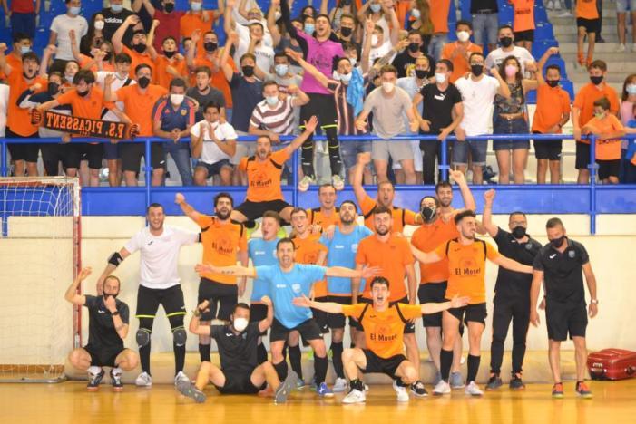 El Futbol Sala Picassent puja a segona divisió B
