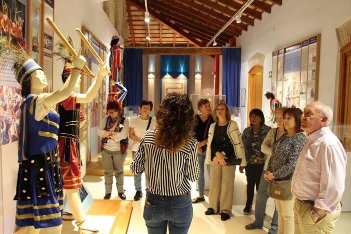 El Museu de la Festa d'Algemesí celebra el Dia Internacional dels Museus amb 10 exposicions simultànies