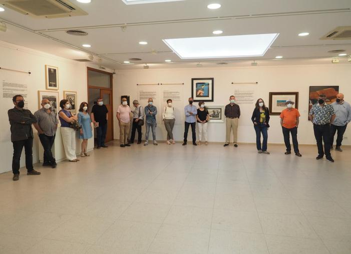 L'Alcúdia inaugura l'exposició Hazañas Bélicas, de l'Equip Realitat