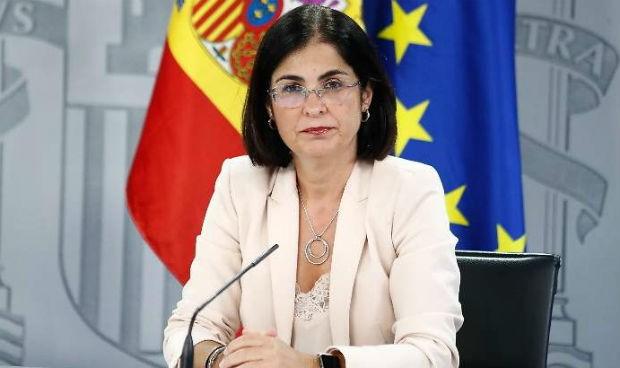 Carolina Darias anuncia l'arribada de prop de 4,6 milions de dosis de vacunes contra la COVID-19 la setmana vinent