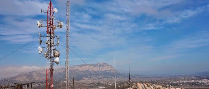 La Generalitat instal·la 11 noves estacions base per a millorar la cobertura de la xarxa COMDES per a comunicacions d'emergències