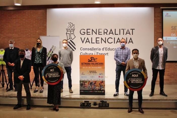 """Tamarit: """"La Setmana Ciclista Valenciana és un referent internacional del foment de l'esport femení i compta amb tot el nostre suport"""""""