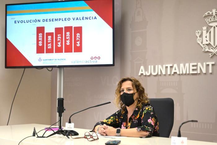 2.000 persones han trobat treball en l'últim mes a València, la meitat són joves menors de 30 anys
