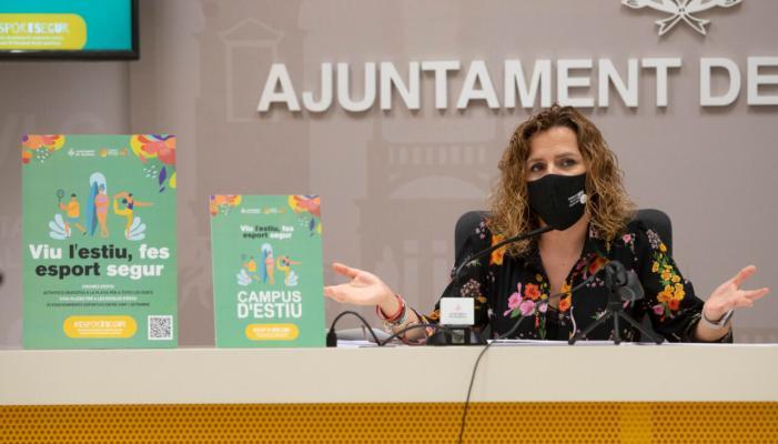 Dissabte obrin les piscines municipals descobertes de València
